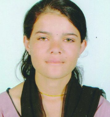 Samana Poudel (067-70 batch Topper: B.Ed.)