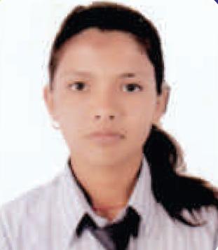 Manisha Ranabhat BBS Topper-2070-74